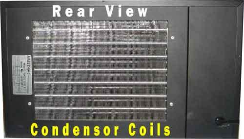 Breezaire Condenser Coils