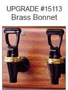 Brass Bonnet - Upgrade