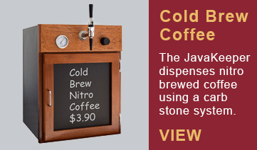 JavaKeeper Cold Brew Coffee Dispenser
