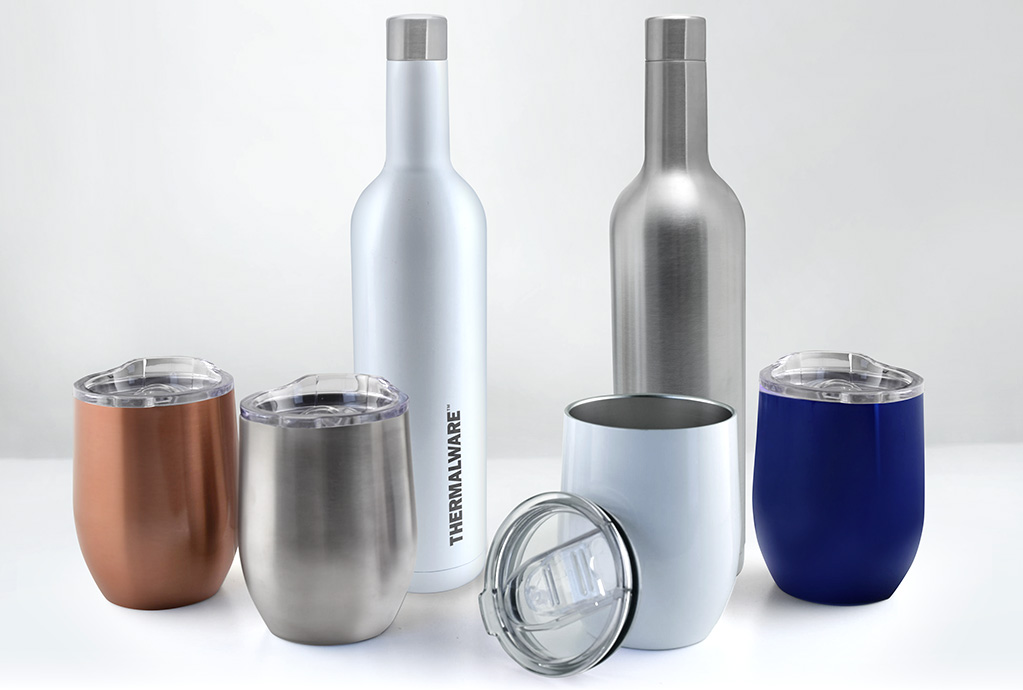 Travel Insulated Drinkware