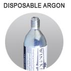 Disposable Argon