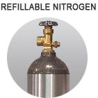 Refillable Nitrogen